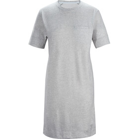 Arc'teryx Cela Dress Women light grey heather